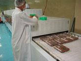 微波食品杀菌机,微波食品干燥机