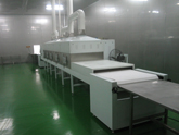 微波干燥设备,隧道式微波干燥设备