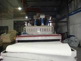 海棉布干花微波干燥机,海棉布干花微波加热机