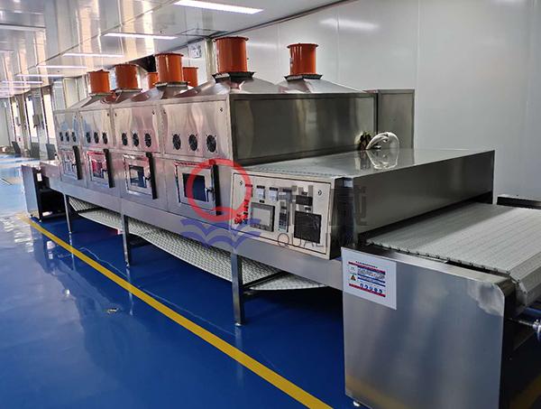学生营养餐微波加热设备,盒饭微波加热设备