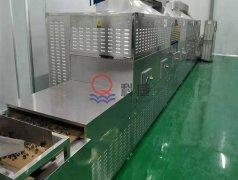 微波茶叶杀青机每小时处理量250公斤,微波茶叶杀青机
